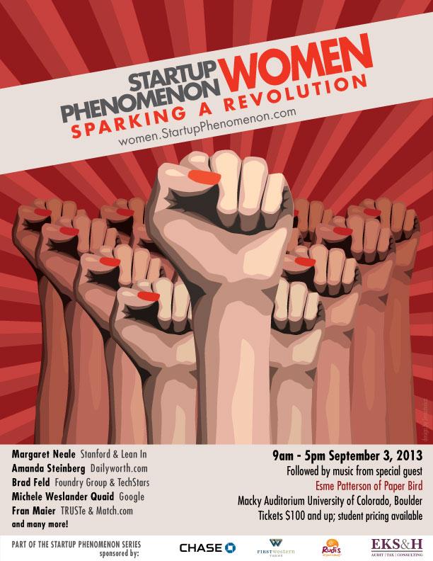 Startup Phenomenon 2013 flyer